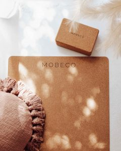 Mobeco yoga mat product photo