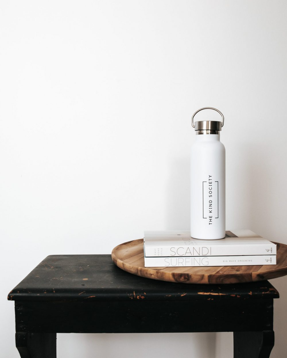 Kind Society water bottle product photo